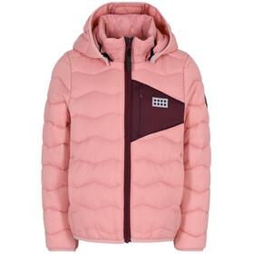 LEGO wear Lwjori 612 Jacket Kids, roze
